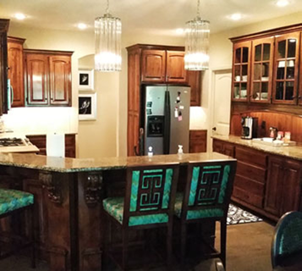 Cabinet Refinishing, Where We Restore And Repair Old